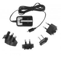 Utazótöltő Tápegység 5V 1,2A , mini USB csatlakozóval TENWEI TAV010501200