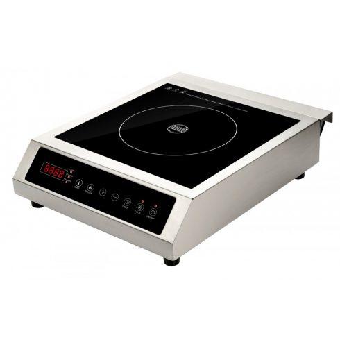 VOV VICC34 Ipari indukciós főzőlap, 3500 W, 8 főzési fokozat