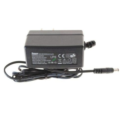 12V 1,5 A - 5 db-os csomag, led szalag, adapter, tápegység, ac/dc, cc tv, 240 V - 1 A